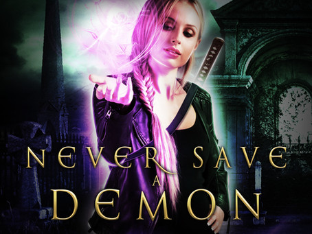 Never Trust a Demon + Audiobook