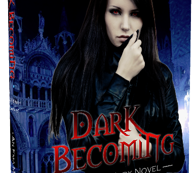Dark Becoming Paperback Release