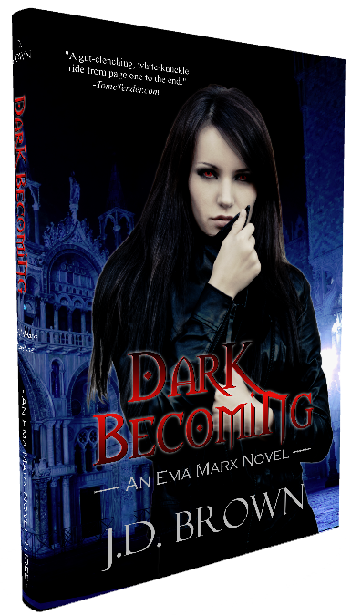 Dark Becoming by J.D. Brown