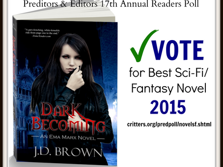Vote for Dark Becoming!