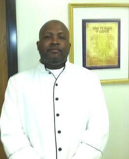 Pastor, R.D. Robey
