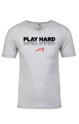 RRS Play Hard/Pray Hard V-Neck