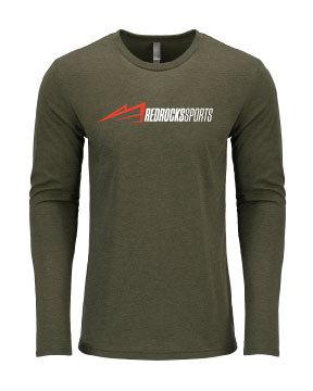 RRC Sports Tri-Blend Long Sleeve Shirt