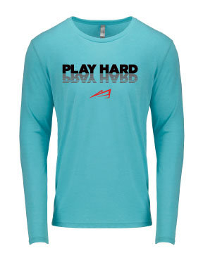 RRS Play Hard/ Pray Hard Long Sleeve Tee