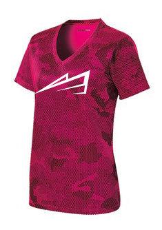RRC Women's FB Poly Shirt
