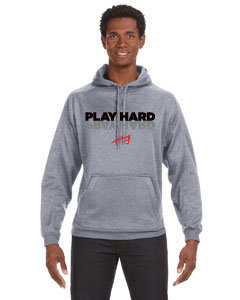 RRC Sports Play/ Pray Hard Hooded Sweat Shirt