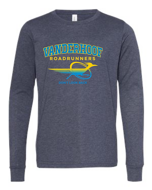 Vanderhoof Adult Long Sleeve Tee