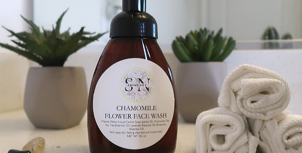 Chamomile Flower Face Wash