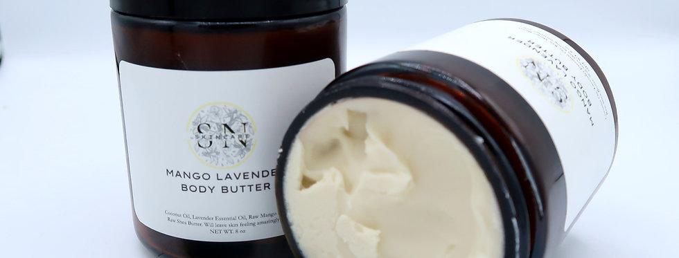 Mango Lavender Body Butter