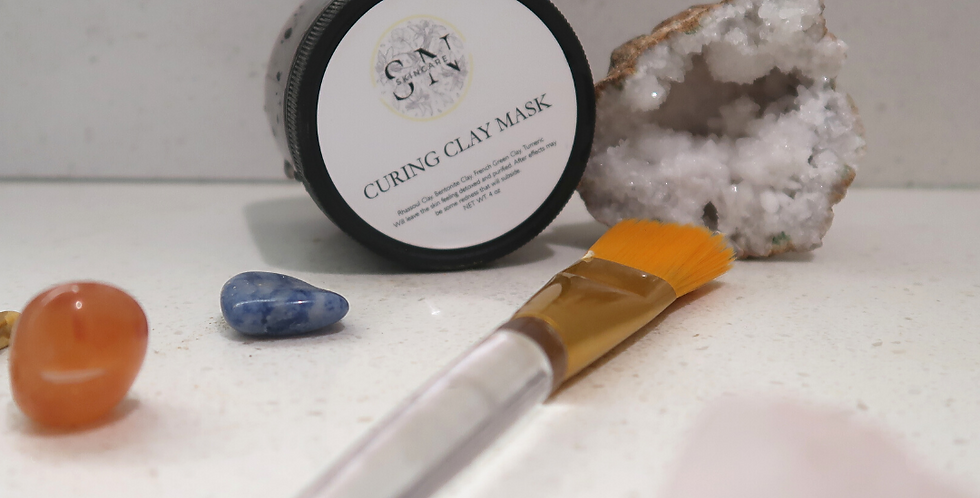Curing Clay Mask