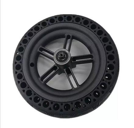 Jante arrière + pneu plein confort Xiaomi M365