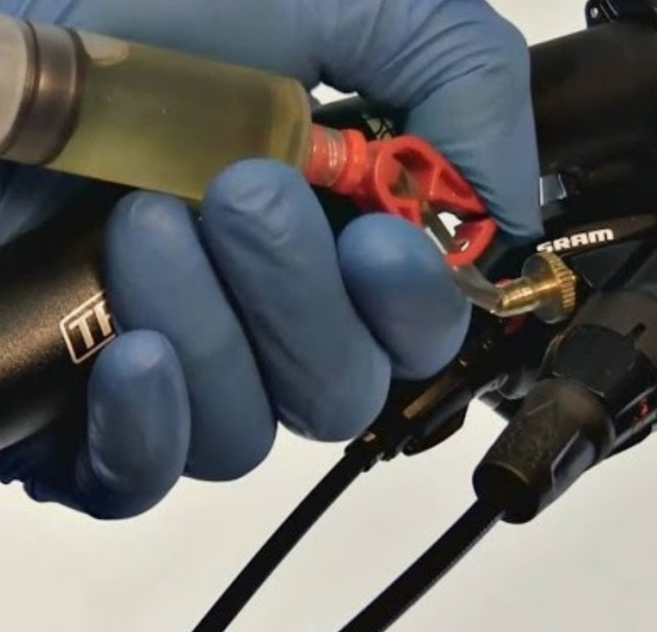 Purge de freins hydraulique