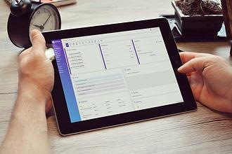 e-health applicatie, online hulpstempel