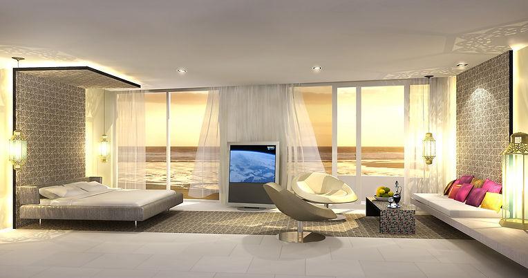 รับออกแบบตกแต่งภายในบ้าน และห้องชุดพักอาศัย