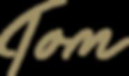 Tom - Eternal fascination (fontmeme.com)