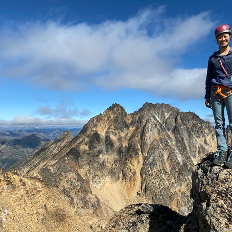 Finding Beta for Mountaineering Objectives; resources & tips for mountaineering in the PNW