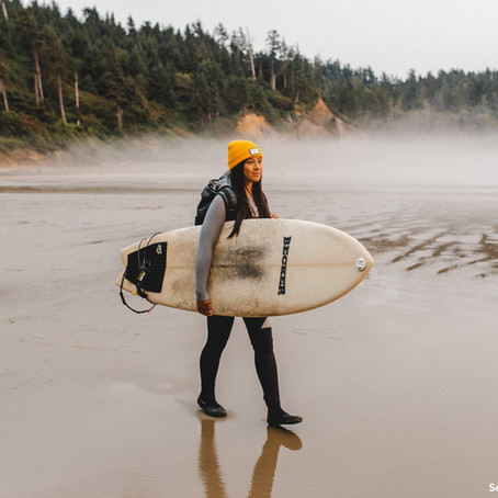 From being inspired to inspiring: surfing, hiking boot scholarships and more