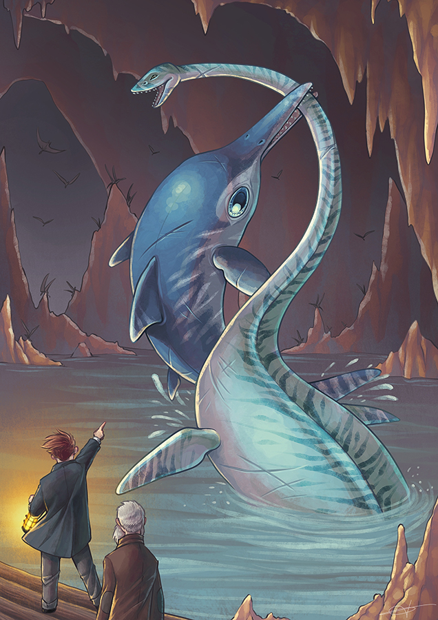 Clash Of The Sea Monsters