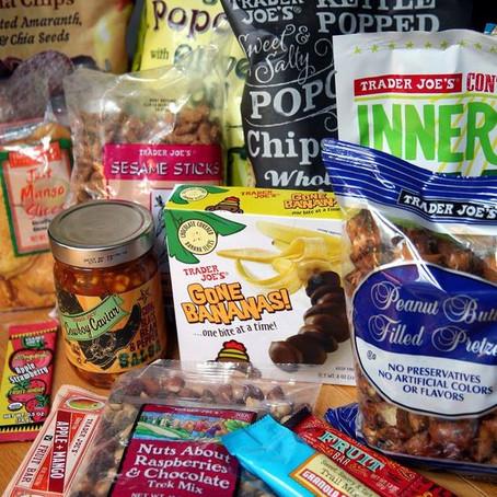 Trader Joe's Food Guide: Must-Have Snacks