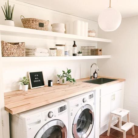 Clean Home, Clean Soul: Laundry Detergent
