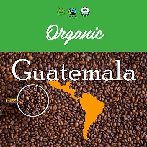Organic Guatemala 12oz - Medium Roast