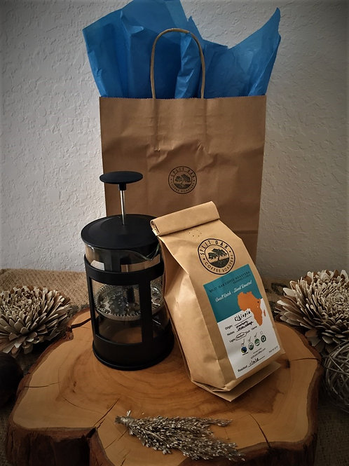 French Press and Single Bag