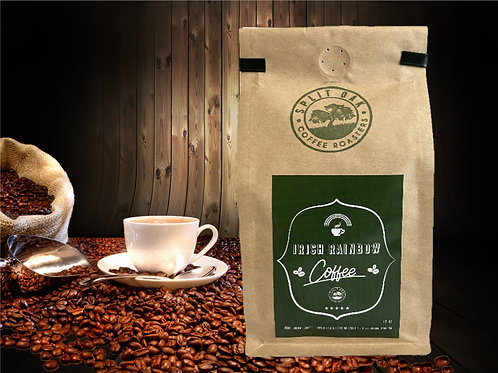 Irish Cream Coffee - Whole Bean Organic Medium Roast Coffee