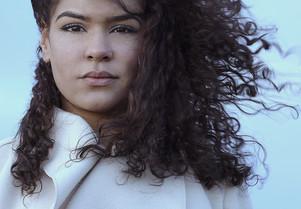 Winter Photoshoot: Actress - Rea