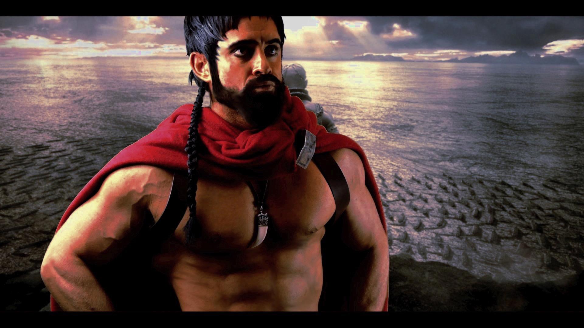 King Leonidas
