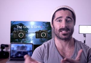GH4 Filmmaker & Photographer MOVING ON! The GH5 & GH5s