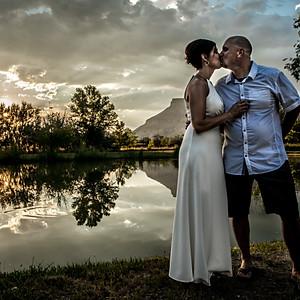 Melanie & Jeremys Wedding