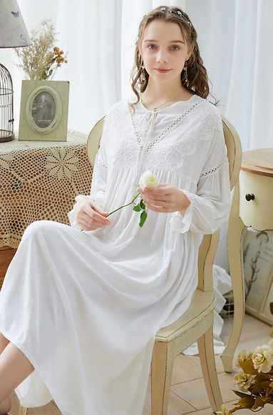 vintage-sexy-sleepwear-women-cotton-pala
