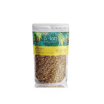 Granola Golden Spice Ö Lab 370 gr