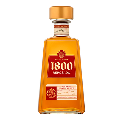 Tequila 1800 Reposado 750ml