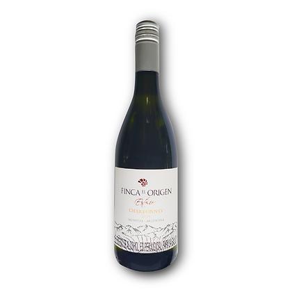 Vino Blanco Finca El Origen Chardonnay 750ml