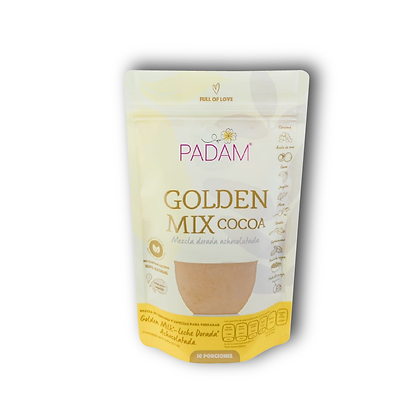 Mezcla Golden Milk Cocoa Padam