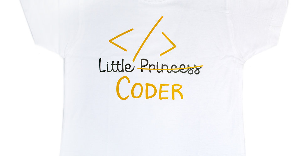 Little Coder t-shirt