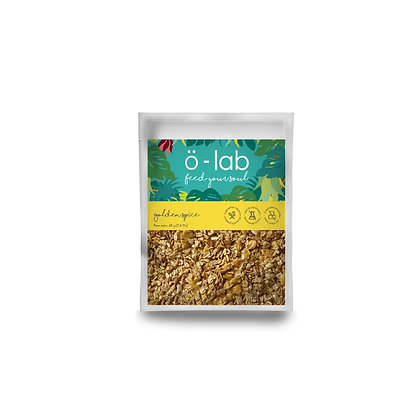 Ö Lab Granola Mini Golden Spice
