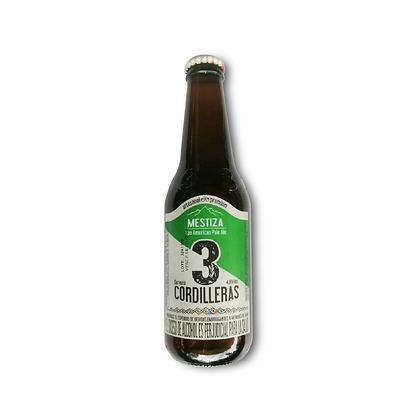 Cerveza 3 Cordilleras Mestiza 330ml