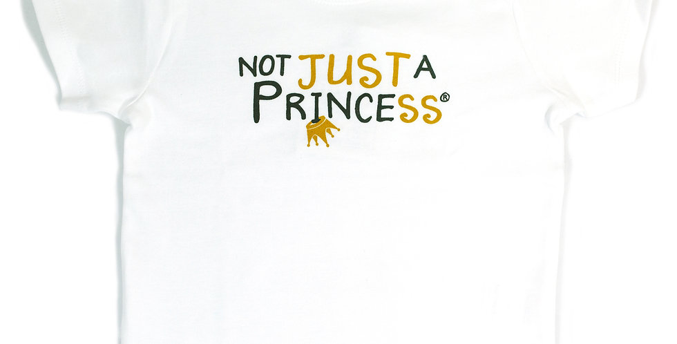 Not Just A Princess ® Original Logo t-shirt