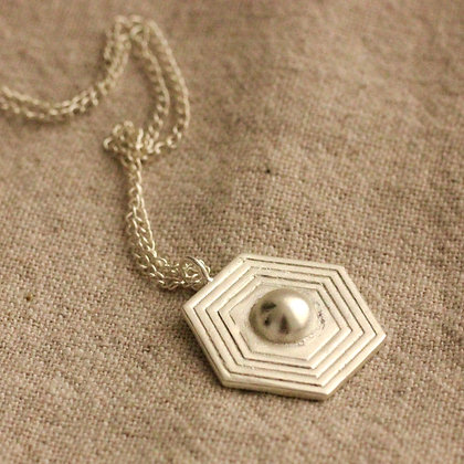 Hexagon chain
