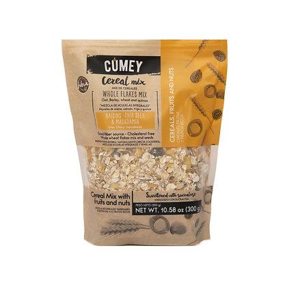 Mix de Cereales - Macadamia Cumey 300g