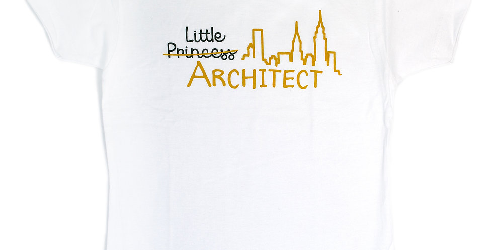 Little Architect t-shirt