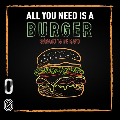 All You Need Is a Burger // NEWO + Osadia