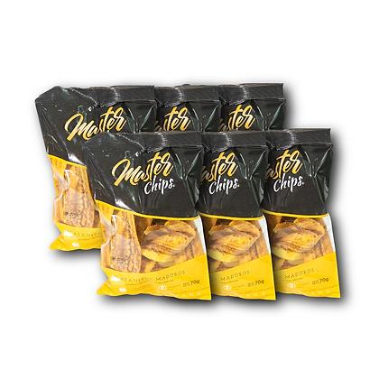 Maduritos Pequeños Master Chips SixPack