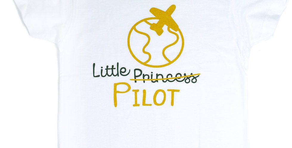 Little Pilot t-shirt