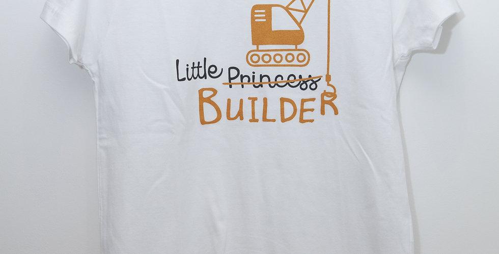 Little Builder t-shirt