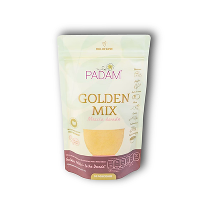 Mezcla Golden Milk Padam