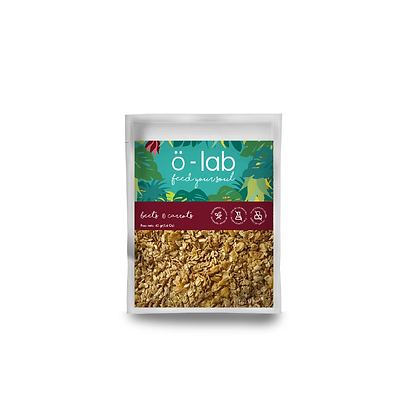 Ö Lab Granola Mini Beets & Carrot