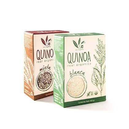 Quinoa en Grano Blanca